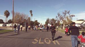 Fresno Black Lives Matter March in North Fresno